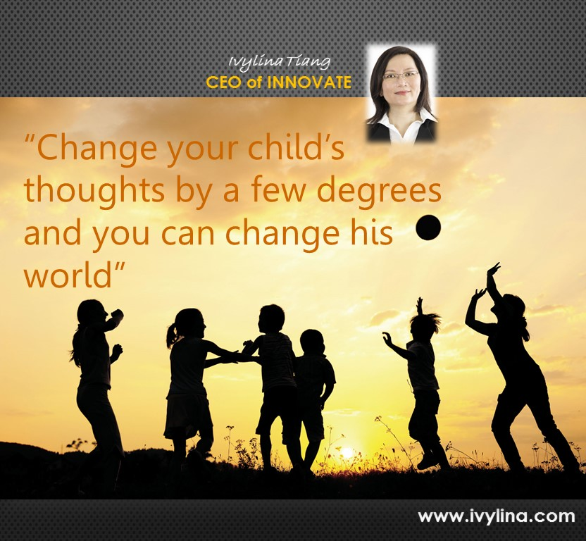 Change your child's thoughts